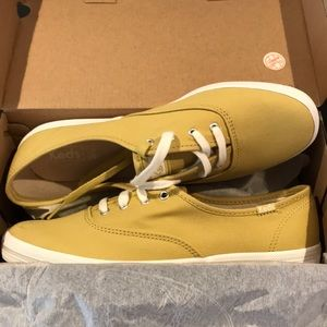 Yellow Keds sneakers